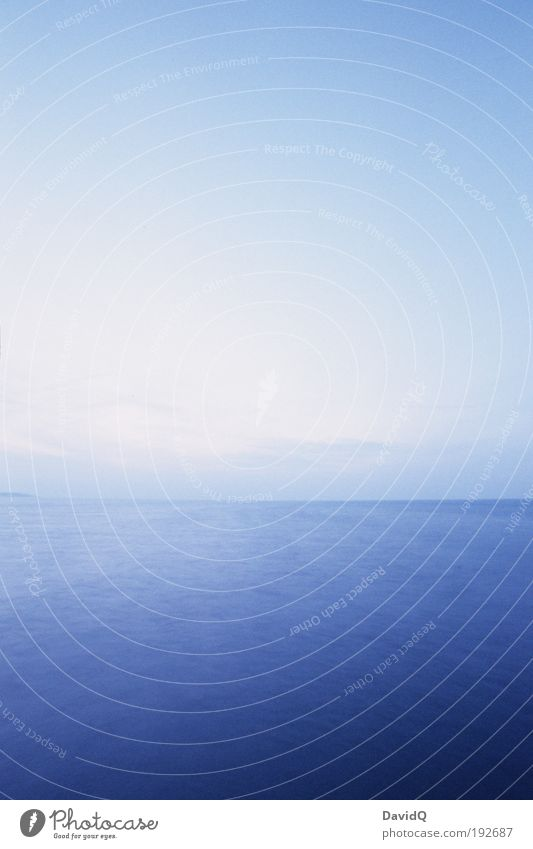 Nature Water Sky Ocean Far-off places Environment Horizon Infinity Baltic Sea Minimalistic