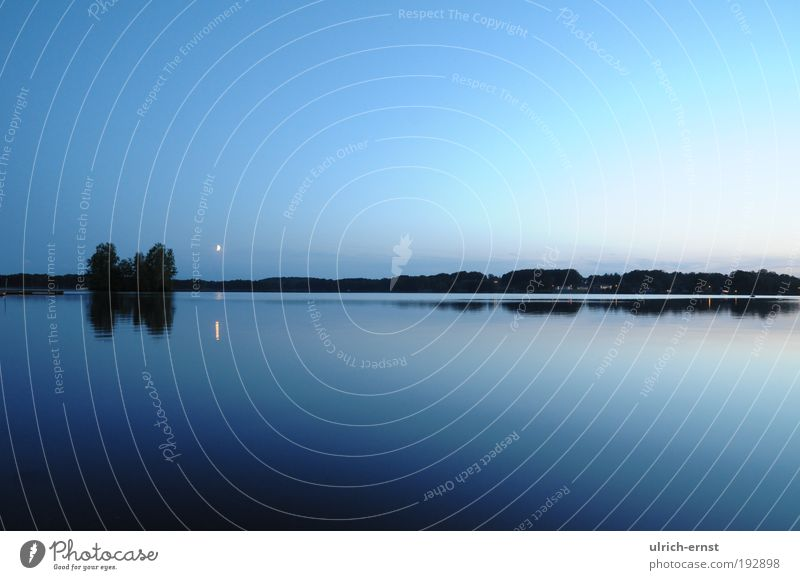 Nature Water Blue Summer Calm Loneliness Relaxation Dream Lake Landscape Air Contentment Energy Horizon Romance Peace