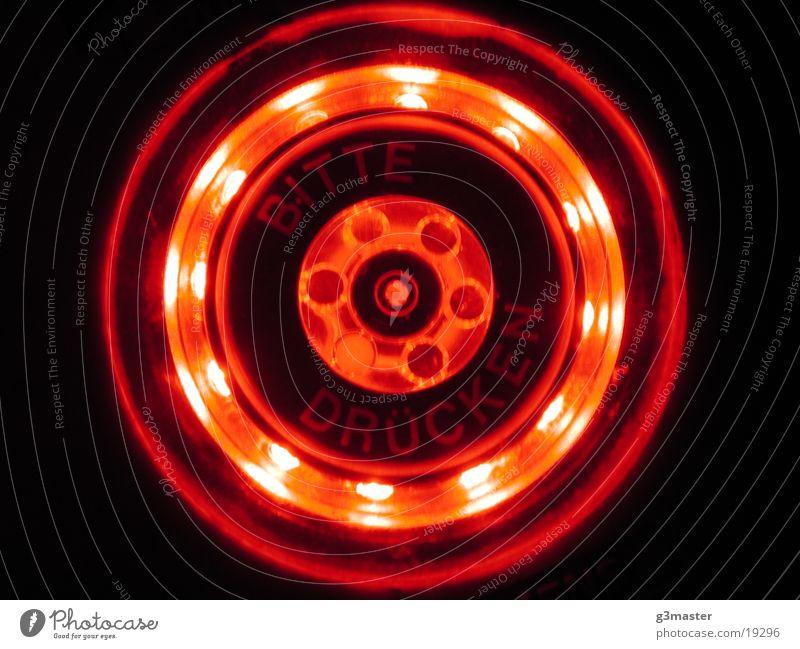 Red Circle Technology Traffic light Pushing Electrical equipment Door opener