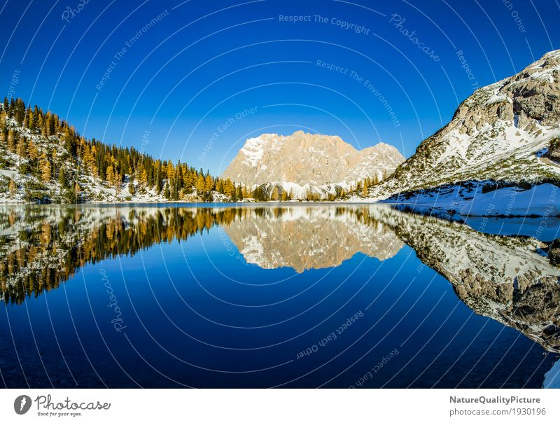 Sky Nature Vacation & Travel Water Tree Landscape Winter Far-off places Forest Mountain Warmth Environment Life Autumn Meadow Snow