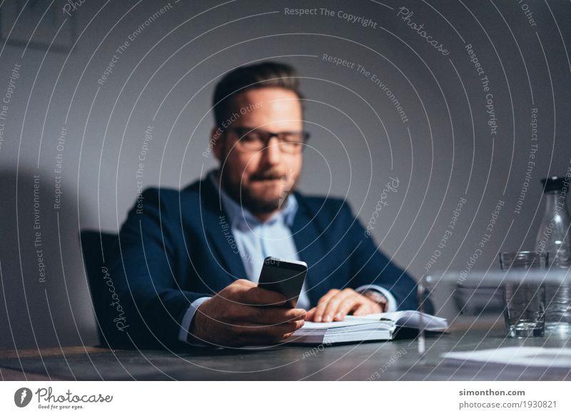 Human being Business Work and employment Masculine Communicate Technology Telecommunications Eyeglasses Break Telephone Internet Cellphone Camera
