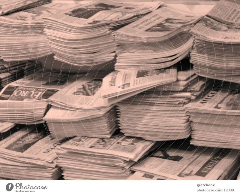 Media Newspaper Magazine