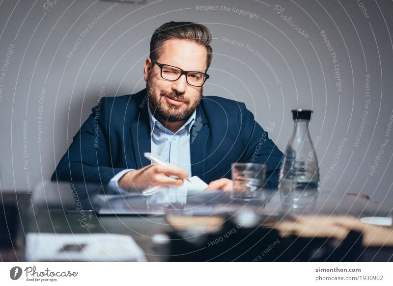 Human being Joy Lifestyle Style Happy Business Work and employment Masculine Office Elegant Success Drinking water Planning Money Logistics Profession