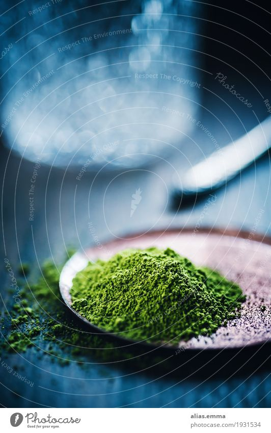 Matcha tea Tea Green Green tea Beverage Powder superfood Healthy Healthy Eating Nutrition Macro (Extreme close-up) Blur Drinking Dried To enjoy Tradition
