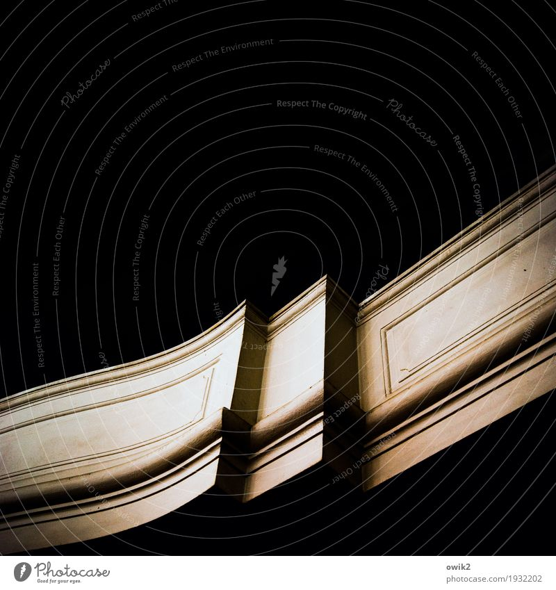 curvature of space imperious Lausitz forest Saxony Germany Church Manmade structures Architecture Tourist Attraction Wood Illuminate Old Esthetic Firm