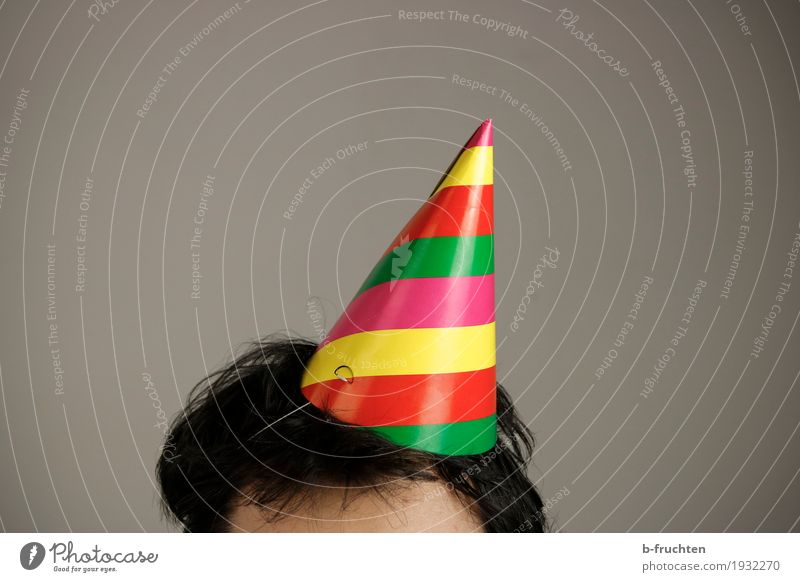 ...alaaf! Hair and hairstyles Party Event Going out Feasts & Celebrations Dance Carnival Man Adults 1 Human being 30 - 45 years Hat Stand Gloomy Warmth