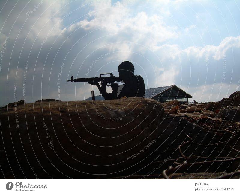Human being Blue Black Cold Adults Might Dangerous Threat Observe Brave Argument Historic War Soldier Aggression Destruction