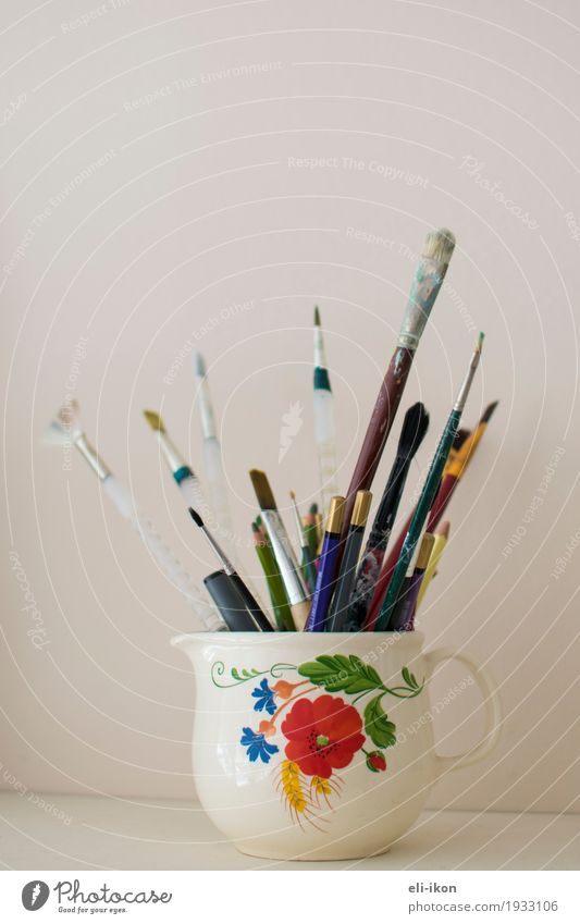 Colour Art Design Leisure and hobbies Esthetic Make Artist Handicraft Painter