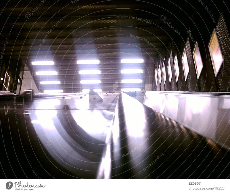 Things Underground Downward