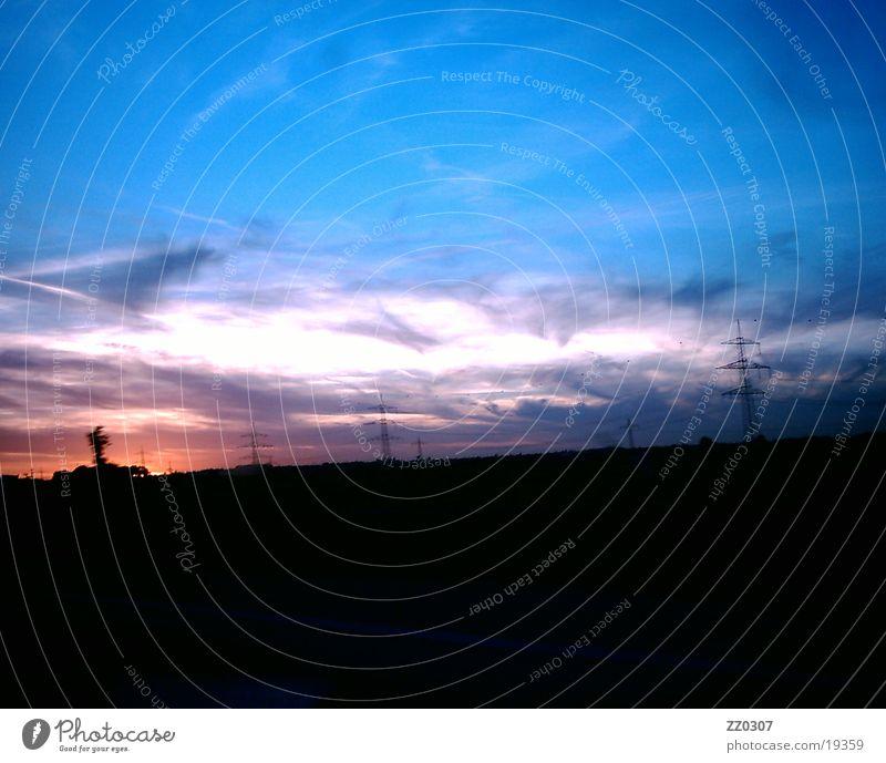 Heaven1 Twilight Light Sunset Sky Evening Blue
