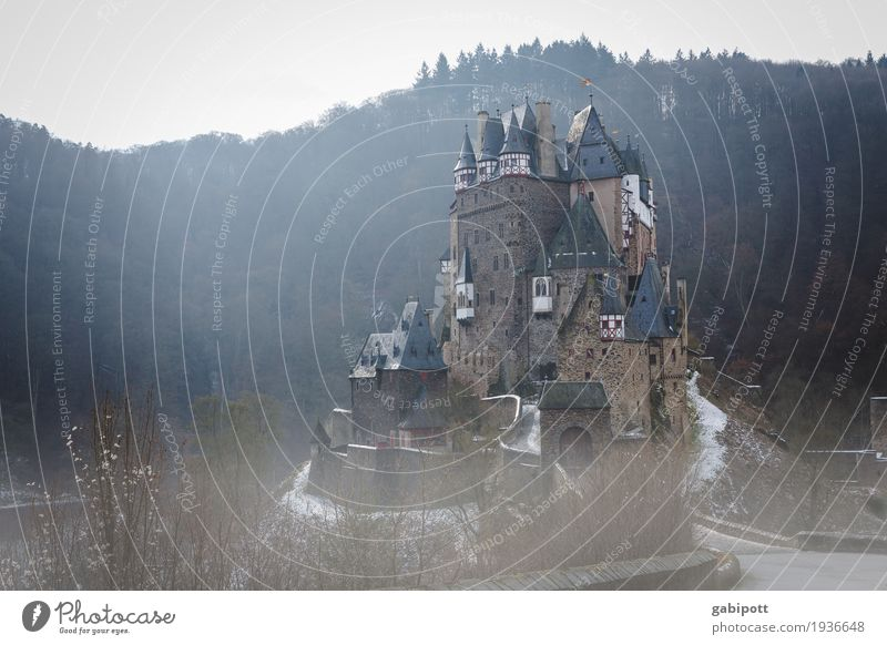 Nature Landscape Winter Forest Cold Autumn Building Fog Ice Fantastic Transience Tower Change Hill Past Frost
