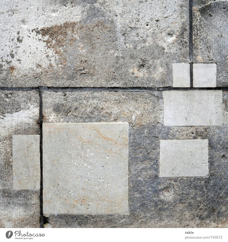 Old House (Residential Structure) Wall (building) Style Gray Stone Wall (barrier) Sand Time Esthetic Construction site Transience Uniqueness Concentrate