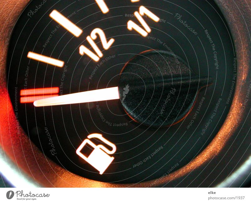 Transport Petrol station Digits and numbers Speedometer Petrol pump
