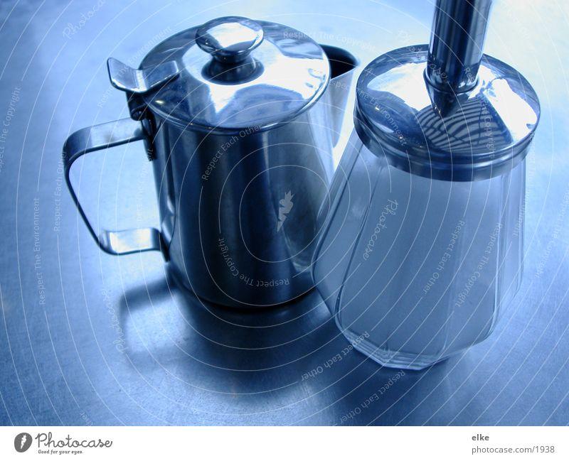 White Black Nutrition Coffee Fluid Vessel Addition