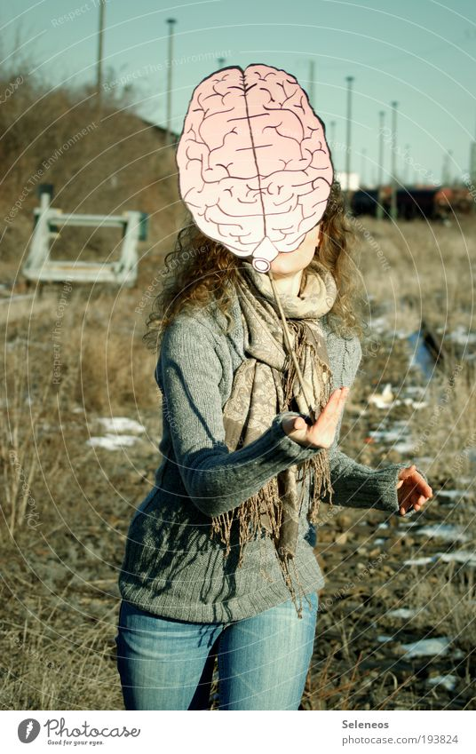 Knowledge is everything Hair and hairstyles Face Vacation & Travel Trip Human being Head Arm Hand Brain and nervous system Anatomy Environment Nature Sky Plant