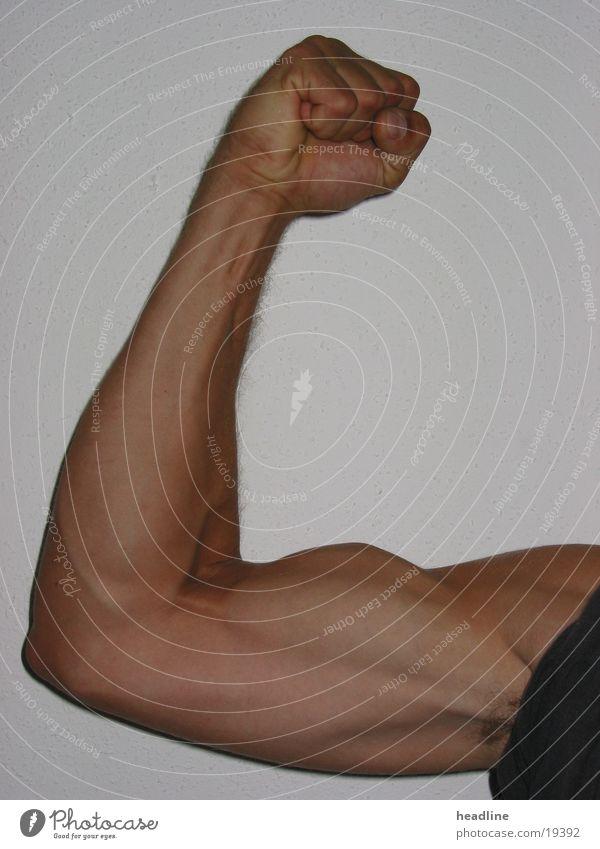 Human being Man Power Arm Musculature
