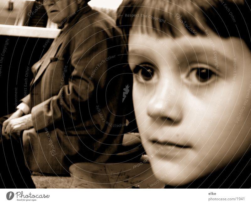 Child Girl Senior citizen Male senior