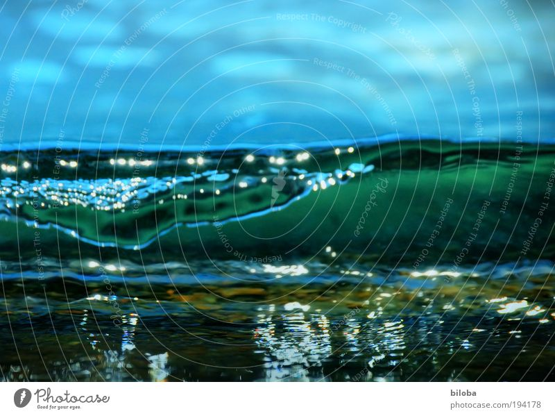 200-Jubi Environment Nature Elements Sky Summer Climate Climate change Wind Gale Waves Gigantic Large Cold Blue Green Black White Force of nature Freak wave HDR