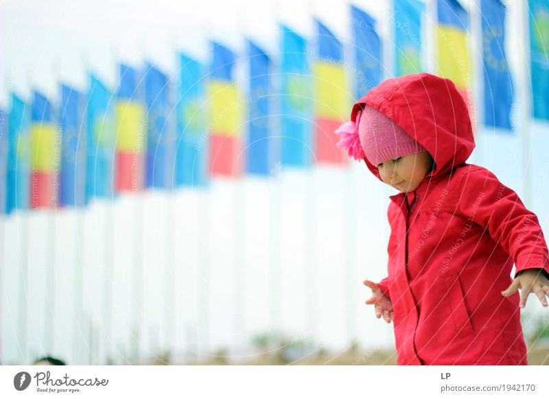 little red riding hood Human being Child Adults Life Lifestyle Family & Relations School Infancy Europe Perspective Future Baby Education Adult Education