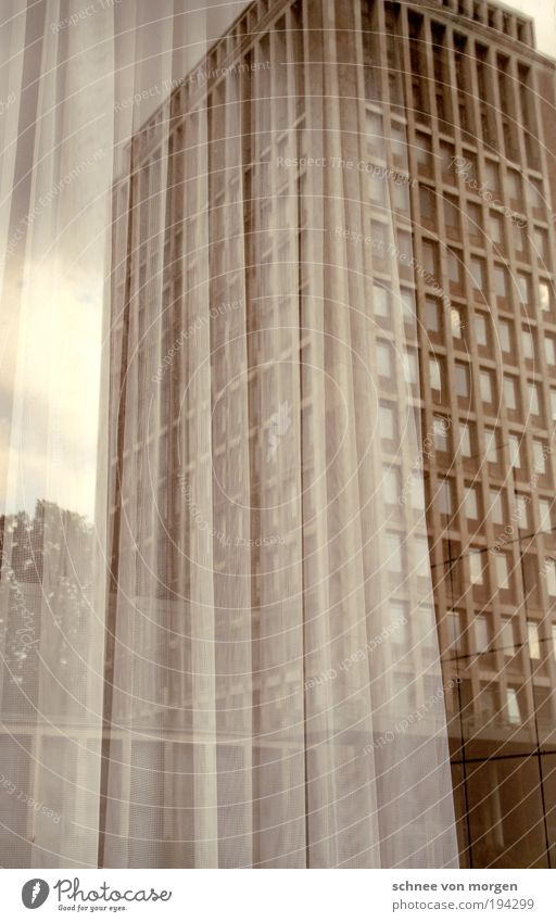 City Architecture Building Authentic Bank building Manmade structures Monument Cologne Reflection Gigantic North Rhine-Westphalia Office building Experimental