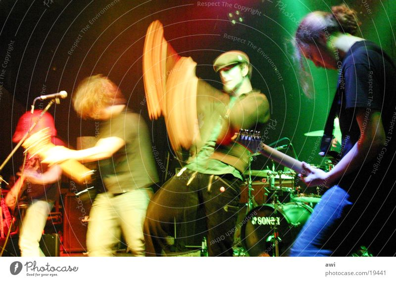 Band Music Action Concert String Punk Musician Rock band Emo punk