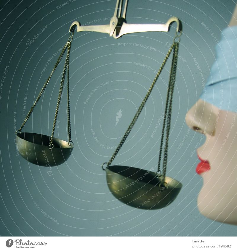Think Symbols and metaphors Figure Laws and Regulations Justice Blind Decide Equal Light Fairness Blindfold Lady Justice