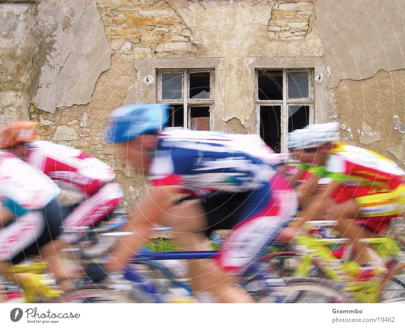 Blue Red House (Residential Structure) Window Wall (building) Sports Bicycle Speed Success France Paris Helmet Track and Field Jersey Frankfurt Cycle race
