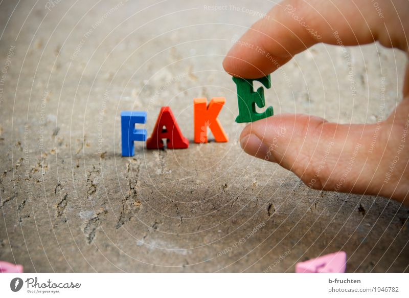 fake Masculine Fingers Build Communicate Write Truth Fraud Letters (alphabet) Word facts Postal fact Politics and state Information Close-up Lie (Untruth) Media