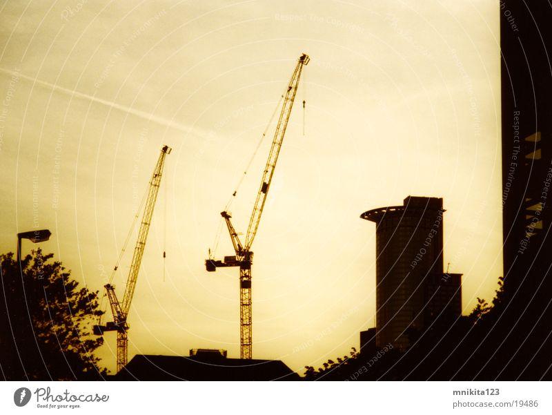 Architecture Construction site Production