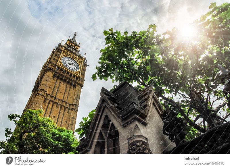 Big Ben Vacation & Travel Tourism Trip City trip London England Europe Town Capital city Port City Downtown Tower Manmade structures Building Tourist Attraction