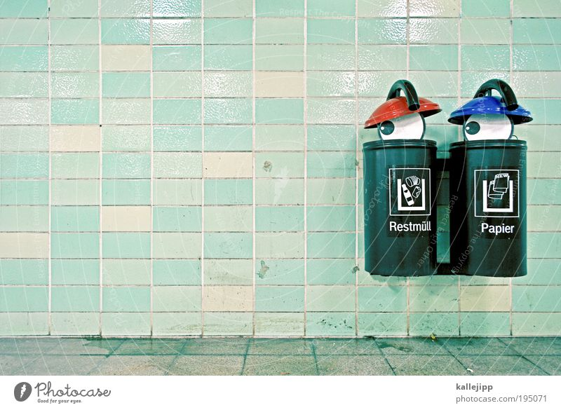 television programme Eyes 1 Human being Culture Art Whimsical Comic Comic strip character Residual waste Trash Trash container Refuse disposal Paper Recycling