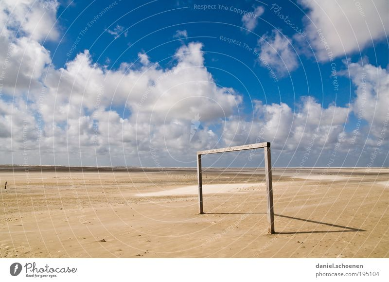 WORLD CUP 2010 Leisure and hobbies Vacation & Travel Summer Summer vacation Sun Beach Ocean Island Sporting Complex Football pitch Sky Clouds Climate Weather