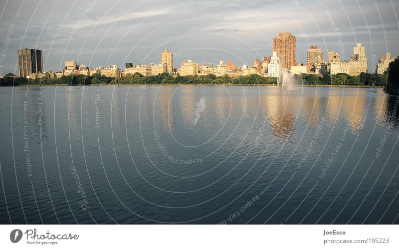 central park nyc Lifestyle Vacation & Travel Tourism Trip Sightseeing City trip Summer Water Park Skyline Looking Free Beautiful Town Joie de vivre (Vitality)