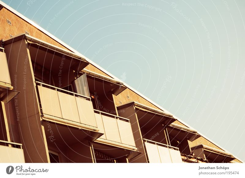 Sky Blue City House (Residential Structure) Colour Brown Gold Corner Gloomy Flag Balcony Division GDR Beach chair