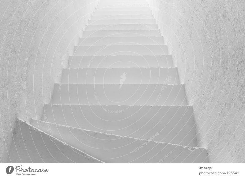 White Colour Wall (building) Style Above Death Wall (barrier) Lanes & trails Bright Architecture Flat (apartment) Design Elegant Hope Stairs
