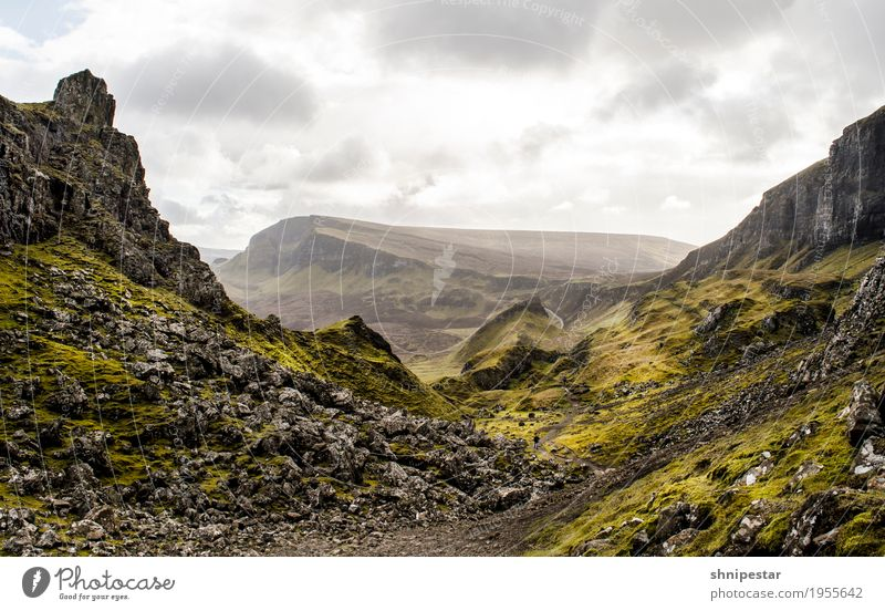 Quiraing Vacation & Travel Tourism Trip Adventure Far-off places Freedom Expedition Mountain Hiking Cinema Prometheus Extraterrestrial being Environment Nature