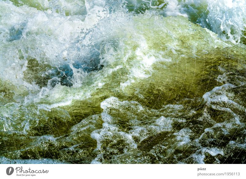 Nature Blue Summer Green Water White Environment Cold Autumn Spring Natural Swimming & Bathing Wild Waves Fresh Drops of water