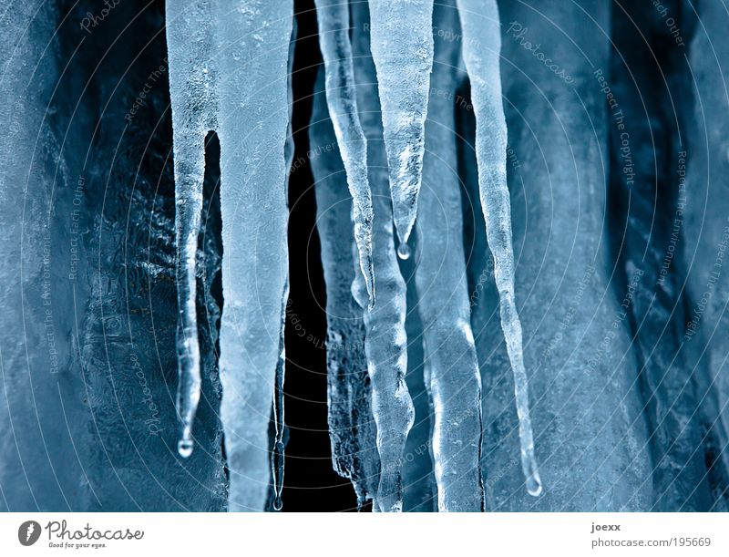 Water Blue Winter Cold Ice Frost Climate Frozen Icicle Ice age
