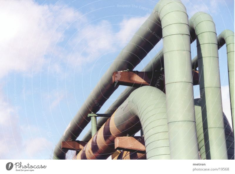 tubes3 Green Warm water Water pipe Industry Iron-pipe Transmission lines