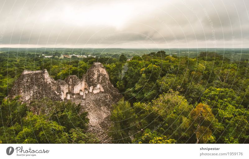 Yucatan, Mexico Vacation & Travel Tourism Trip Adventure Far-off places Freedom Mountain Hiking Maya Landscape Elements Clouds Climate change Exotic