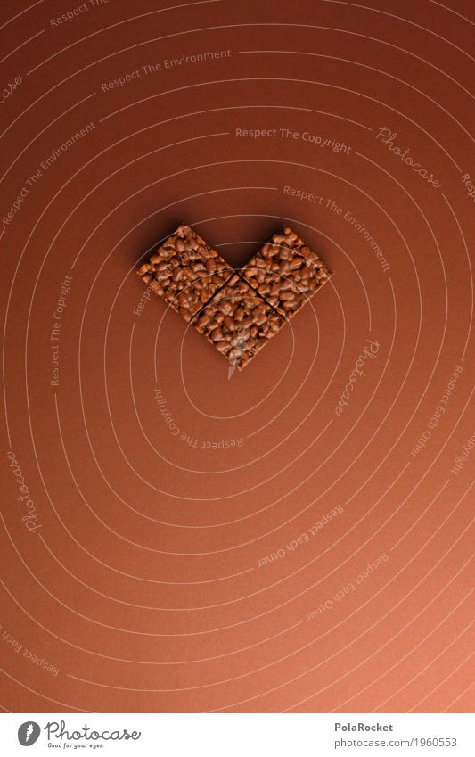 Love Art Brown Nutrition Arrangement Creativity Heart Delicious Appetite Chocolate Work of art Fashioned Snack Unhealthy Calorie Pixel