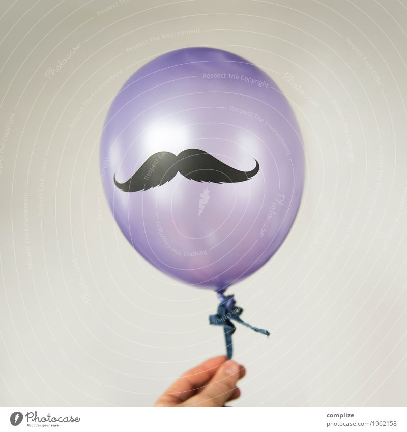 Monsieur Moustache Lifestyle Style Design Joy Healthy Party Event Music Club Disco Going out Feasts & Celebrations Clubbing Dance Carnival Birthday Masculine