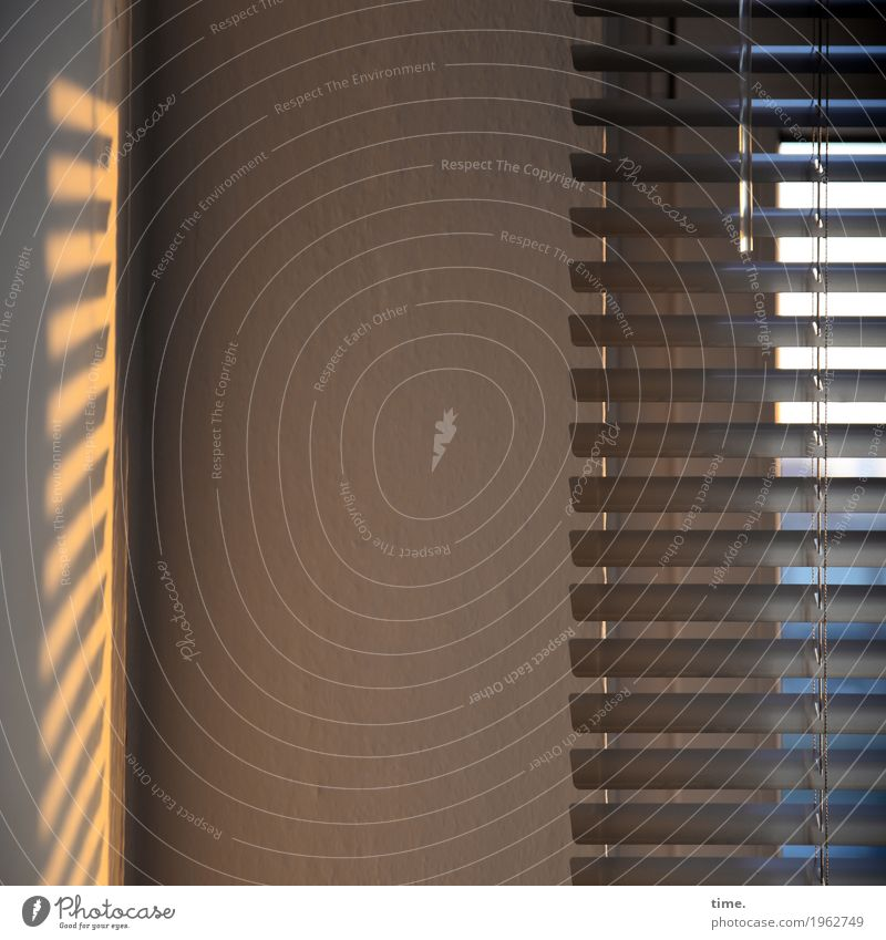 mood on location Room Venetian blinds Window Dark Town Moody Contentment Passion Secrecy Serene Endurance Orderliness Wanderlust Relationship Loneliness