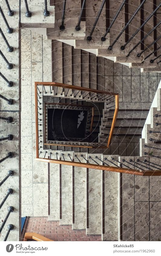 Old Architecture Wood Building Exceptional Stone Stairs Esthetic Concrete Manmade structures Tourist Attraction Bank building Staircase (Hallway) Banister Brick Sharp-edged