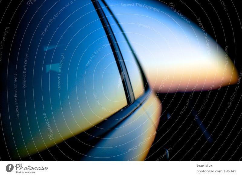 light and shape Vacation & Travel Trip Motorsports Horizon Sunrise Sunset Sunlight Road traffic Motoring Vehicle Car Moody Curiosity Lovesickness Longing