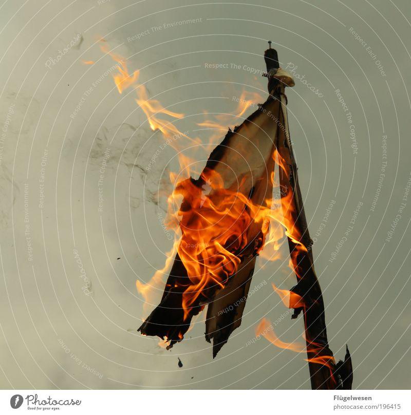 Dark Lifestyle Art Fog Leisure and hobbies Joie de vivre (Vitality) Threat Broken Fire Education Flag Smoke Fragrance Argument Escape Flame