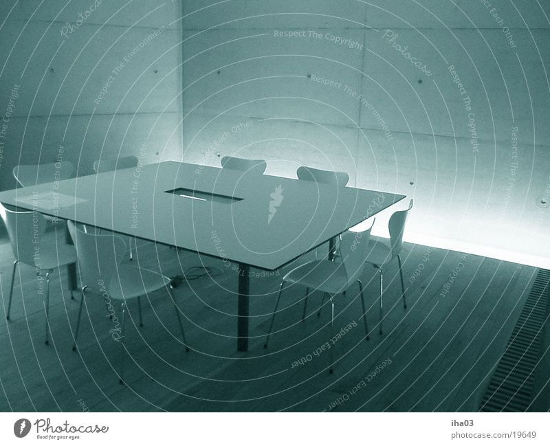 architect's house1 Table Conference room Architecture Jacobzes Chair