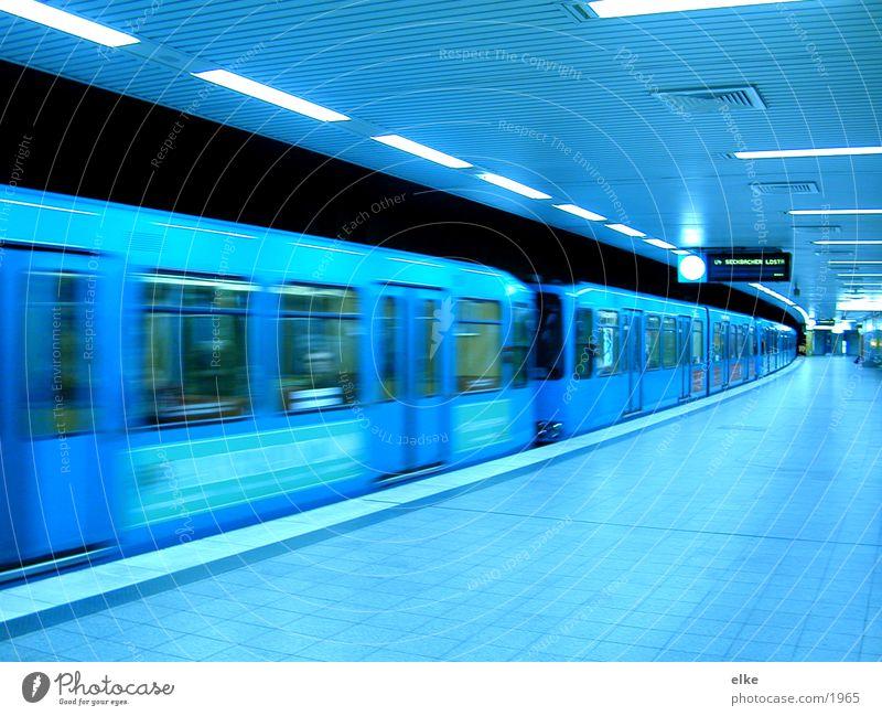 ubahn departure2 Underground Railroad tracks Schedule (transport) Window Transport