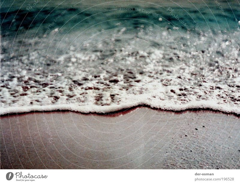 Blue Water Ocean Relaxation Beach Movement Coast Laughter Think Lie Waves Walking Beautiful weather To enjoy Nutrition Observe