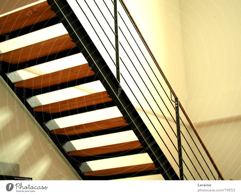 Stairs Living or residing Handrail